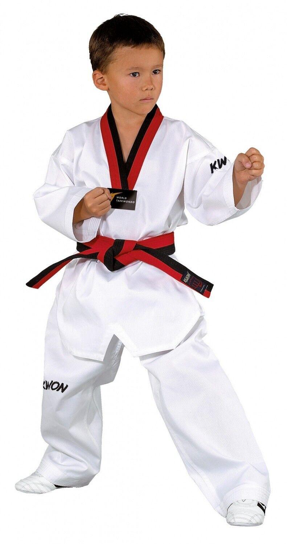 Kwon ® TKD TKD TKD Anzug Victory Poom Taekwondoanzug Taek Wondo Anzug Taekwondo Dobok  | Feinbearbeitung  | Online Shop  | Der neueste Stil  c28096