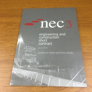Nec3-Engineering-and-Construction-Short-Contract-Guidance-Notes-and-Flow-Charts