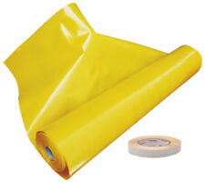60mmx50m Self-adhesive polypropylene fabric-based tape Vapour Barrier 2 Roll