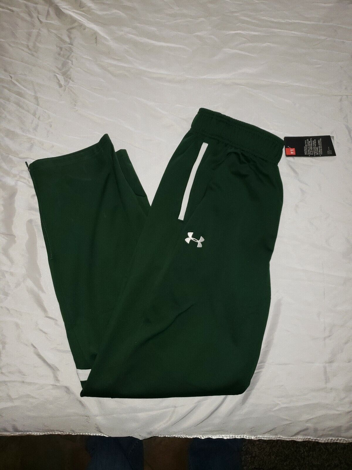 LG Hombre Under Armour Qualifier Wg Perf Pantalones cortos Green