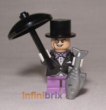 Lego Penguin from Sets 76035 Jokerland + 10937 Batman Arkham Asylum NEW sh060