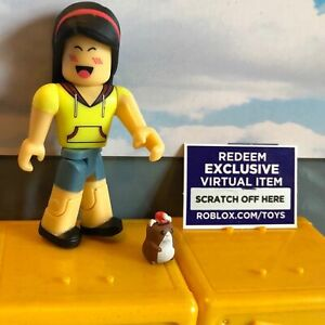 Roblox Dollasticdreams Celebrity Gold Series 1 Toy Figure