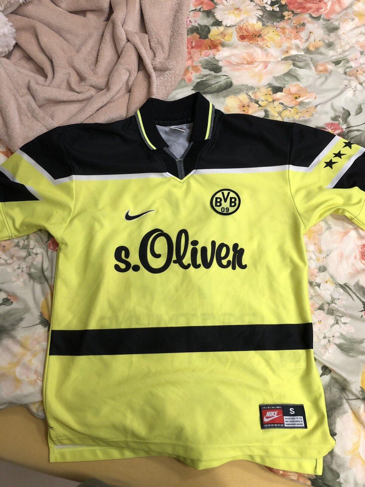 Trikot BVB Borussia Dortmund Soliver S Sousa