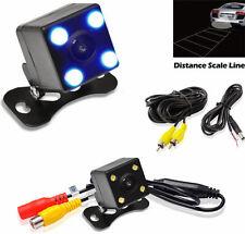 Videocamera targa per retromarcia parcheggio sensori auto.Tenuta stagna,5m RCA.