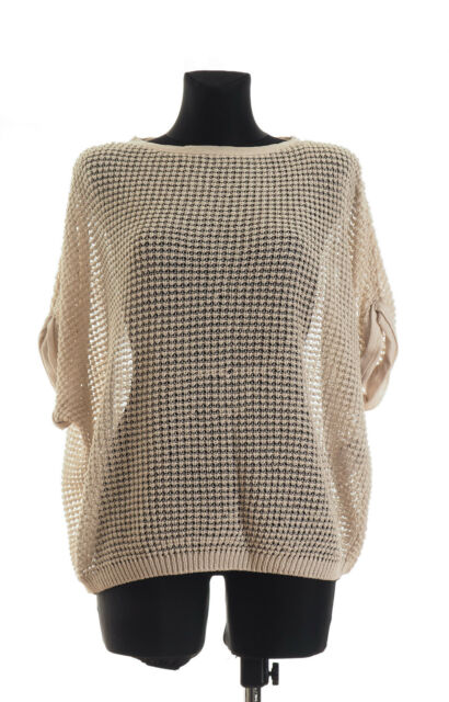 MARC CAIN SPORTS femme beige pull taille N4