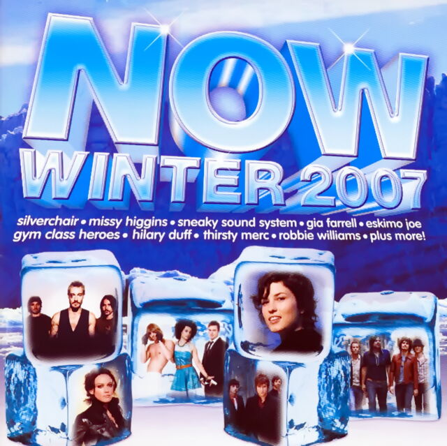 NOW - Winter 2007 - Various Artists   *** BRAND NEW CD ***