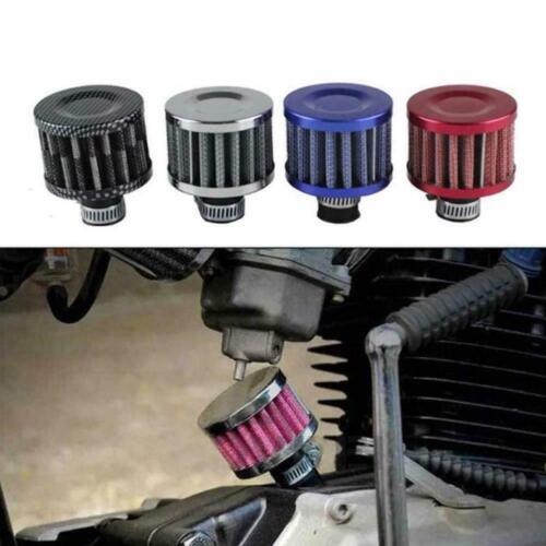 12MM Lufteinlass geändert Auslass Mini Pilzkopf Luftfilter universal A5O0