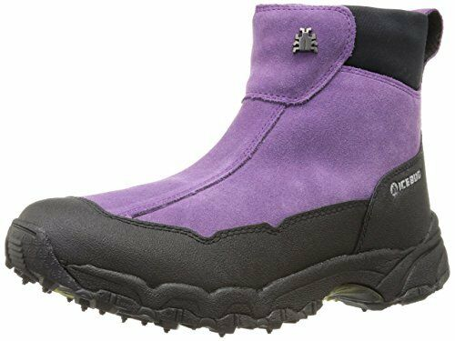Icebug Women's Metro BUGrip Studded Traction Winter Boot size 5.5
