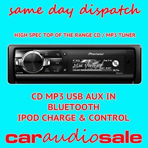 PIONEER-DEH-80PRS-CD-MP3-AUXiN-USB-SD-CARD-amp-BLUETOOTH-SAME-DAY-DISPATCH