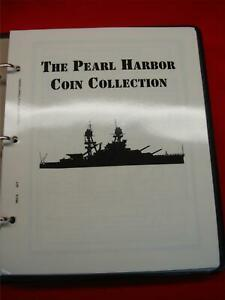THE-PEARL-HARBOR-COIN-COLLECTION-amp-WORLD-WAR-II-COLLECTION-COLORIZED-KENNEDYS