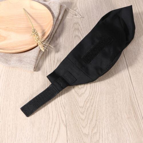 Unisex Kochmütze Kochmützen Bäckerbekleidung Hut Einstellbar Koch Kopfbedeckung