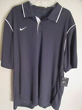 NEW NIKE Mens Polo Golf Shirt M L XL 2XL 4XL Blue Black Maroon Gray Green