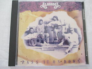 Alabama - Pass it on Down - RCA CD made in USA no ifpi Neuwertig! - Herzebrock-Clarholz, Deutschland - Alabama - Pass it on Down - RCA CD made in USA no ifpi Neuwertig! - Herzebrock-Clarholz, Deutschland