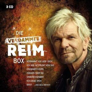 MATTHIAS-REIM-DIE-VERDAMMTE-REIM-BOX-3-CD-NEU