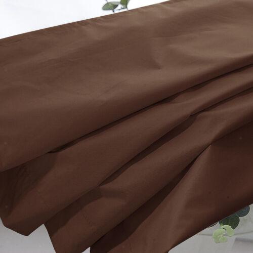Outdoor Curtain Garden Cabana Pergola Solid Drape Panel Blackout UV Privacy