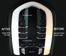 Porsche Panamera Xenon White LED Interior Lights Bulbs Kit