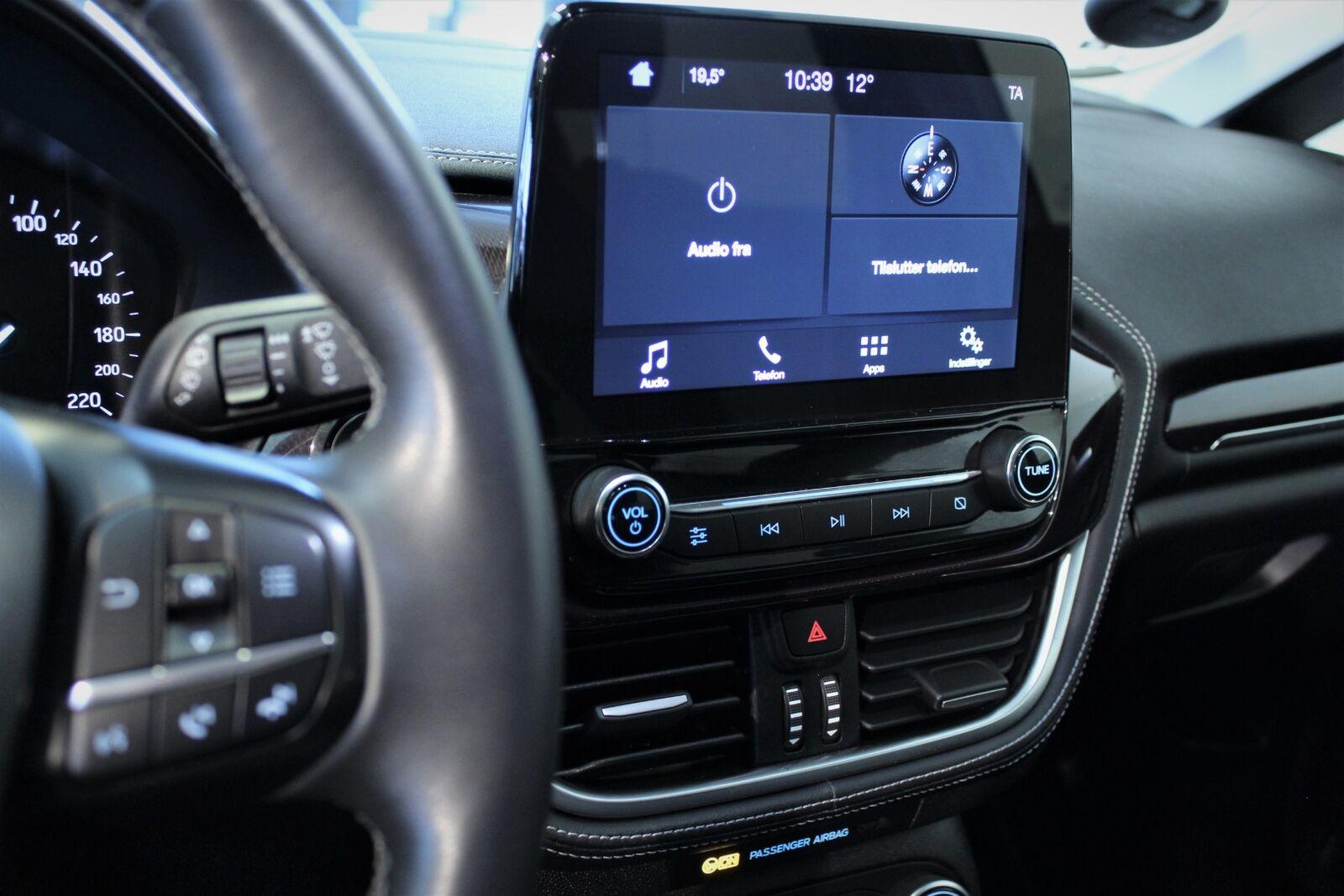 Ford Fiesta 1,0 EcoBoost Vignale - billede 10