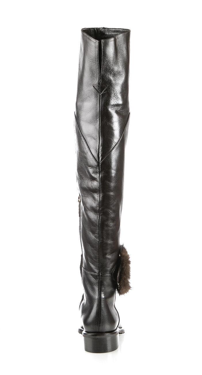 Authentic Marino Fabiani Italian Designer Stiefelie Größes Größes Größes 6,7,8,11 New Gold 13bbca