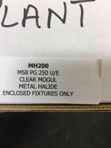 New MH200 Metal Halide 250Watt
