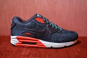 new products bda38 885b8 Image is loading WORN-ONCE-Nike-Air-Max-Lunar-90-PRM-