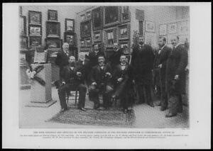 1902-Antique-Print-NETHERLANDS-Scheveningen-Pro-Boer-Generals-Officials-262