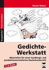 Gedichte-Werkstatt von Nicole Weber (2016, Geheftet)