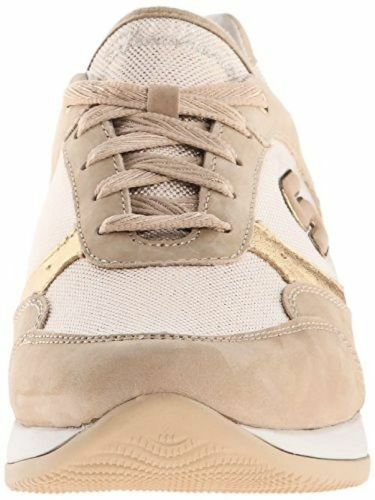 NIB Skechers Damens Vita Hidden Wedge Comfort Gold Comfort Wedge Sneaker Schuhes sz 8 M 670783