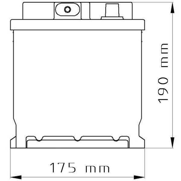2 12V x Megalight 12V 2 75AH AGM Batterie + Verbindungskabel für 24 Volt Außenborder 29cd95
