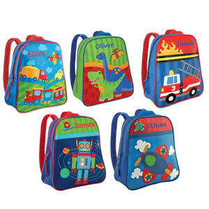 efaf49574c Image is loading Boy-039-s-Personalised-Toddler-Backpacks-School-Nursery-