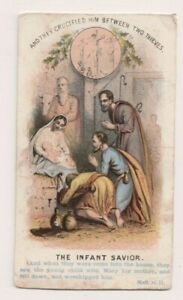 Vintage-CDV-Religious-Card-The-Infant-Savior
