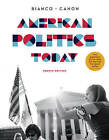 American Politics Today by William T Bianco, David T Canon (Paperback / softback, 2014)
