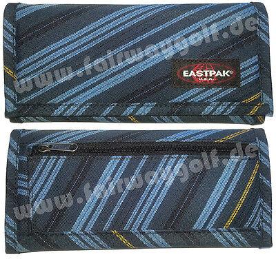 EASTPAK Geldbeutel Original CREW Geldbörse Portemonnaie Cloud Navy Blau NEU