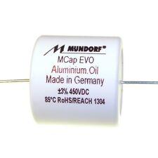 MUNDORF MCAP EVO OIL OLIO 0,22uf 450v High End Audio condensatore Capacitor 854246