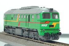 Roco H0 69979 Diesellok WAB Taigatrommel digital AC für Märklin NEU - OVP
