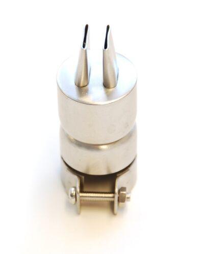 Zusätzlicher Aufsatz  Lötstation ZD-939 4,8x10mm 79-3908 Ersatz entlöten löten