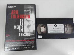 ARO-TOLBUKHIN-EN-LA-MIND-KILLER-VHS-TAPE-COLLECTOR-SPANISH