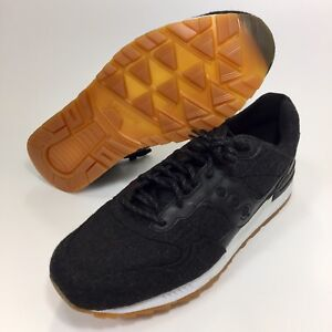 5000 Ii S70334 Wool Black Saucony Limited Letterman 10 5 Size 1 Shadow 2 HqRwI