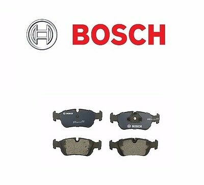 Front BMW 318i 318is 318ti 323is 325i 325is Brake Pad Set Bosch QuietCast BP558