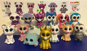 9966c7aaa88 W-F-L Ty Mini Boos Series 2 Collectible Figures 2in Beanie Boos ...
