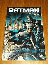 Batman International by Mark Waid, Alan Grant (Paperback, 2010)< 9781401226497