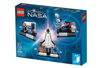 In Hand Brand New Factory Sealed 231 Pieces LEGO Ideas 21312 WOMEN OF NASA