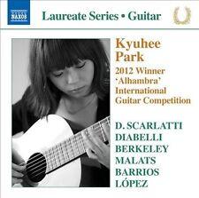 "2012 WINNER ""ALHAMBRA"" INTERNATIONAL GUITAR COMPETITION (NEW CD)"