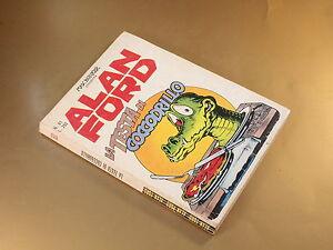 ALAN FORD N° 61 ED. CORNO 07/1974 OTTIMO [BG3-083]