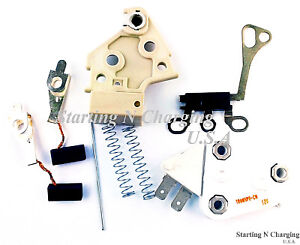 10SI-12SI-Delco-Alternator-1-Wire-Self-Excited-Regulator-Rebuild-Kit-Chevy-GM