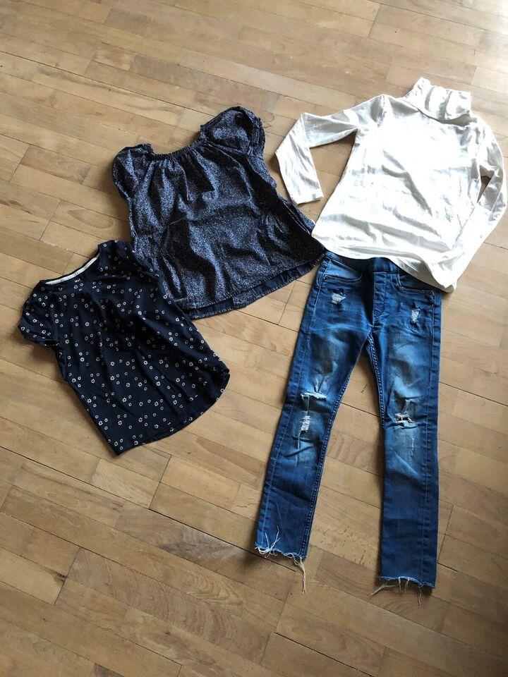 Blandet tøj, Tøjpakke, Blandede