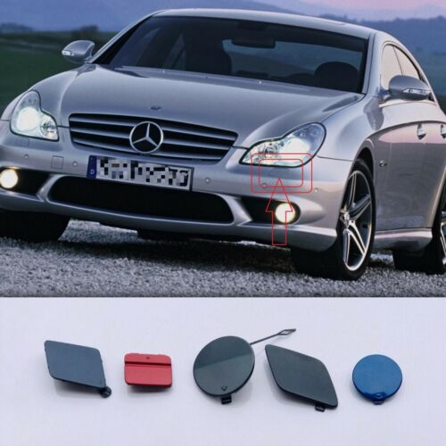Mercedes Benz CLS W219 Phare Rondelle Bouchon Peint tout Mb Couleur à gauche