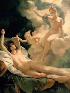 PAINTING-PORTRAIT-MYTHOLOGY-GREEK-GUERIN-MORPHEUS-IRIS-POSTER-ART-PRINT-BB12567B