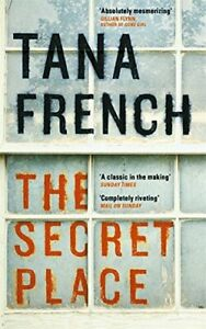 The-Secret-Place-Dublin-Murder-Squad-5-by-Tana-French-Book-The-Cheap-Fast-Free