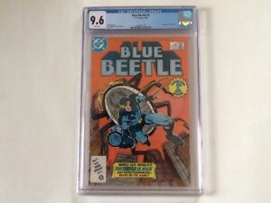 Blue-Beetle-1-DC-Comics-1986-NM-CGC-9-6-Ted-Kord-1st-Firefist-Len-Wein-story