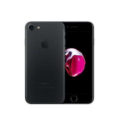 APPLE IPHONE 7 32GB BLACK GRADO B ACCESSORI + 12 MESI GARANZIA